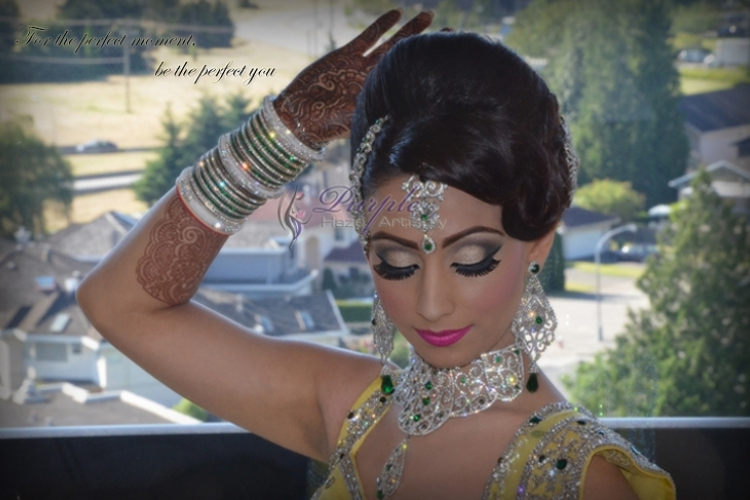 Kiran Gill - Indian Bridal Make-Up Artists & Hair Artists